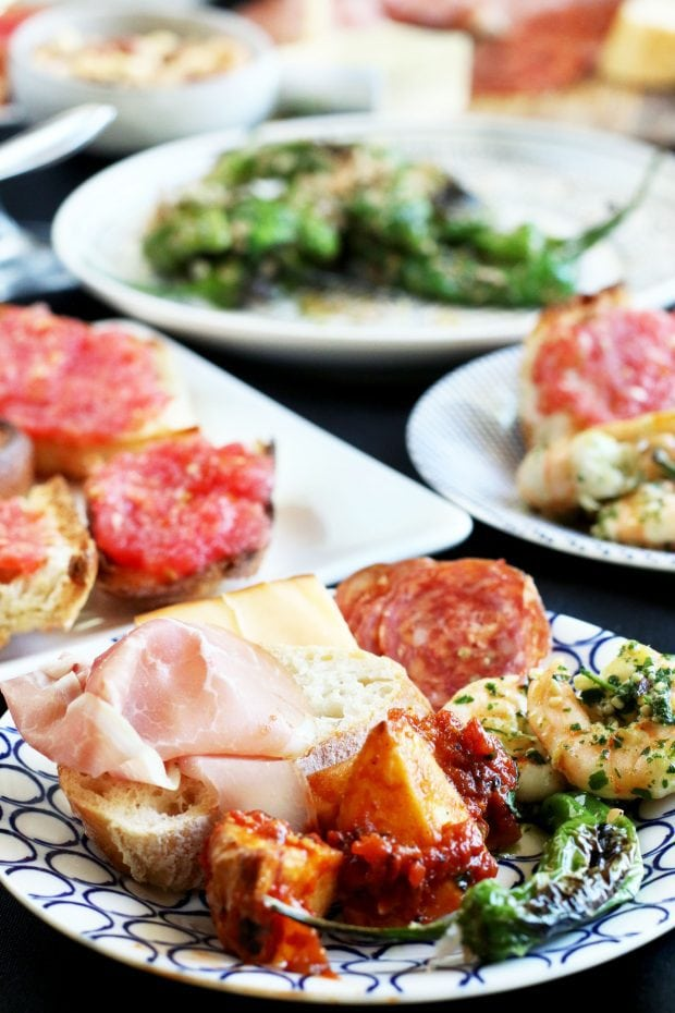 How To Host A Tapas Party Entertaining Guide