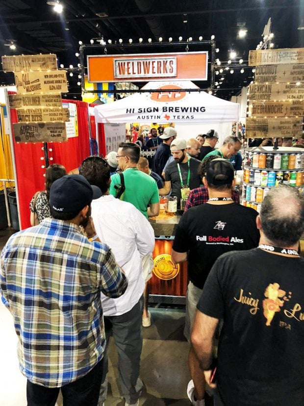 The Millennial's Guide To Great American Beer Festival
