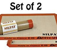 Silpat Non-Stick Silicone Jelly Roll Pan Baking Mats
