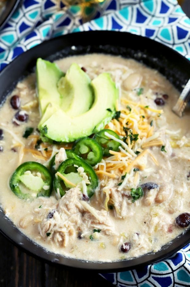 Slow Cooker Creamy Soup
