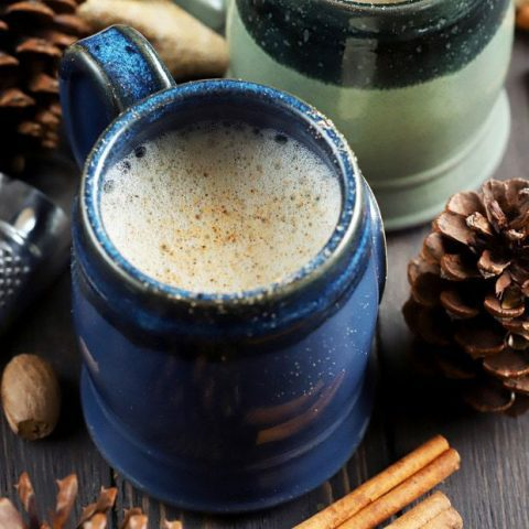 Hot Spiced Ale Flip