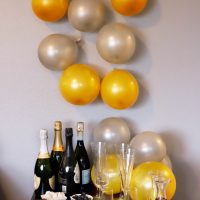 NYE 1-2-3 Easy DIY Decorations