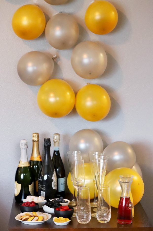 How To Throw The Best New Years Eve Party, Without The Stress