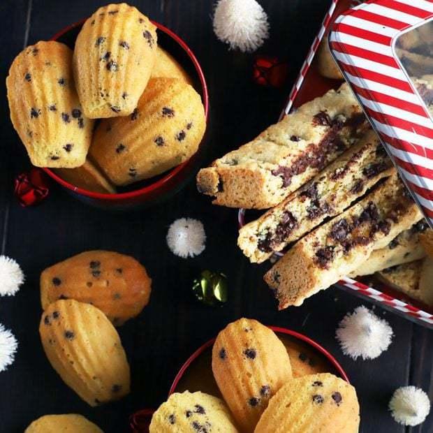 Easy Base Biscotti Cookie Recipe