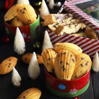 Easy Base Madeleine Cookie Recipe