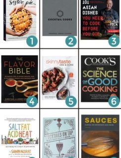 My Favorite Cookbooks To Start 2019 With
