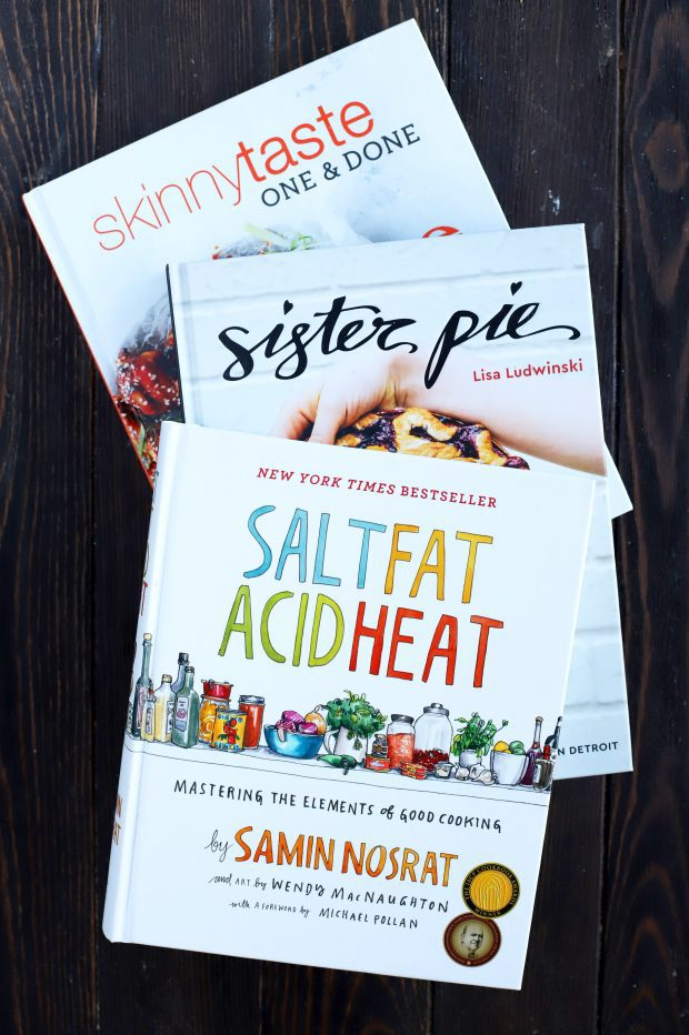 Cookbook Giveaway Bundle