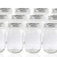 Ball Mason Jars with Lids