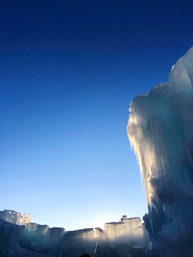 Ice Castle Dillon, CO
