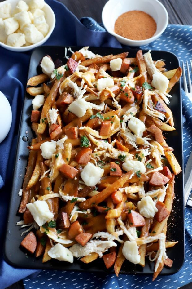 Cajun Poutine Recipe | Cake 'n Knife