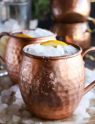 Old Fashioned Moscow Mule recipe