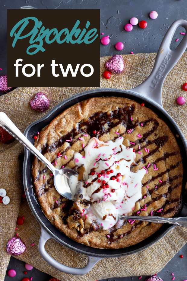 Pizookie Skillet For Two