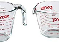 Pyrex Prepware Measuring Cups