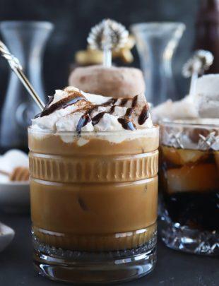 DIY Cold Brew Coffee Cocktail Bar