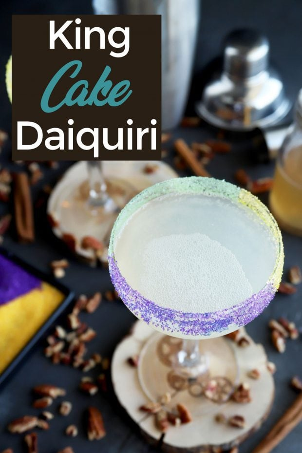 King Cake Daiquiri