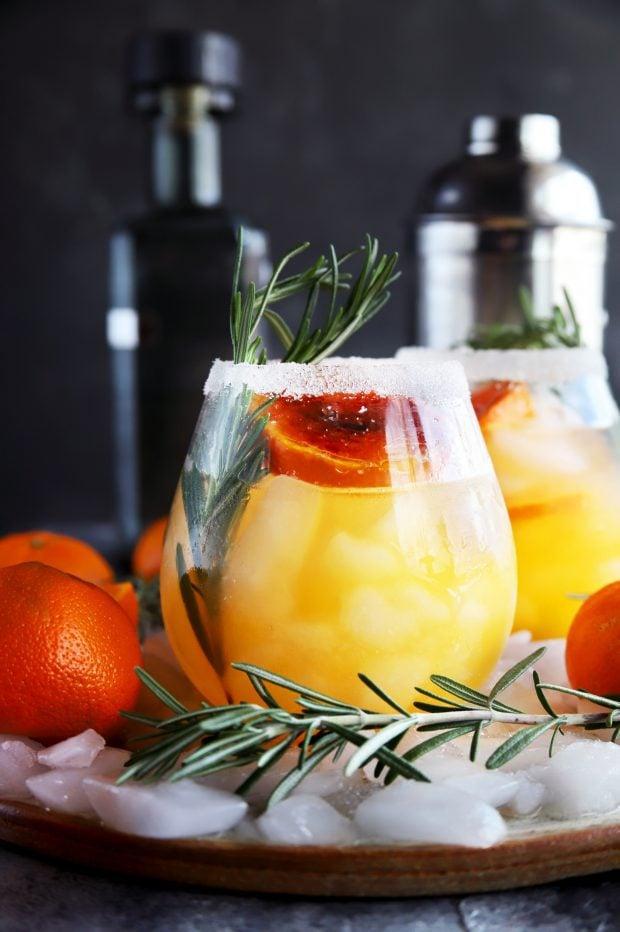 Clementine Mezcal Margarita