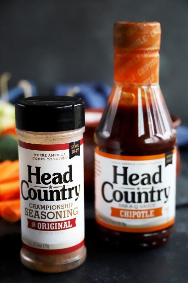 Head Country High Plains Heat Seasoning for BBQ cheese fondue