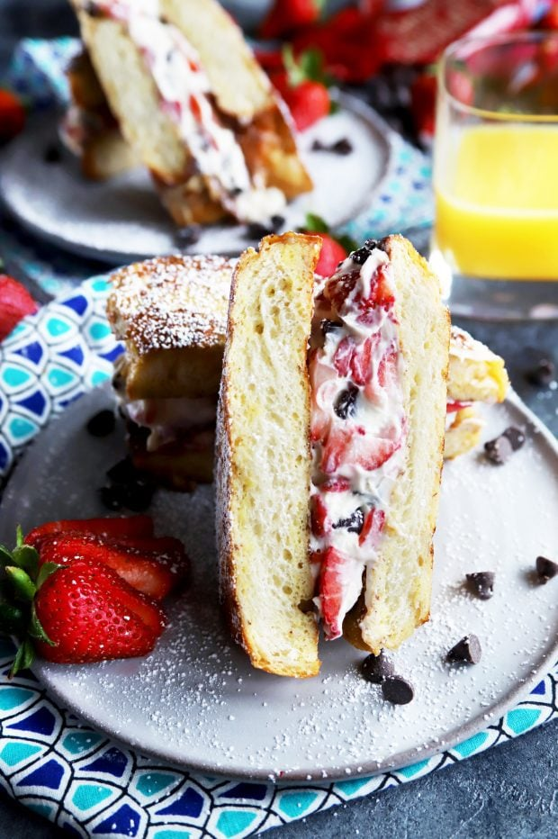 Mother's Day brunch French Toast