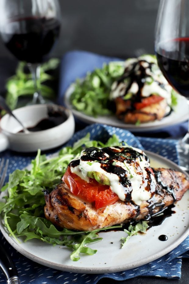 Easy chicken recipe for dinner