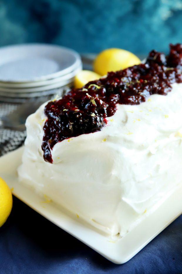 Icebox Cake for dessert