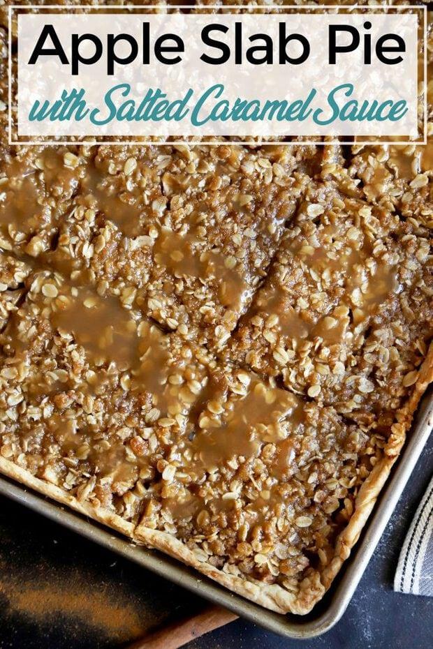 Caramel Apple Pie Pinterest Image