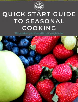 fruits for seasonal cooking pinterest image