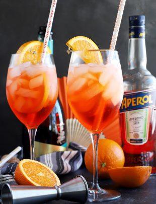 Aperol spritz cocktail thumbnail image