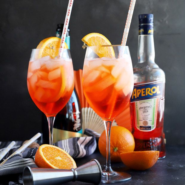 Aperol spritz cocktail thumbnail image