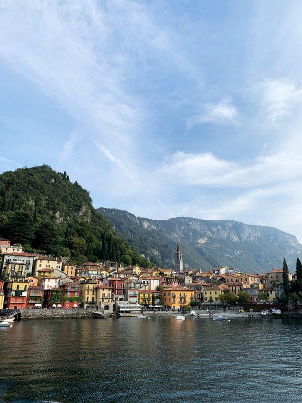 Photo of Varenna on Lake Como