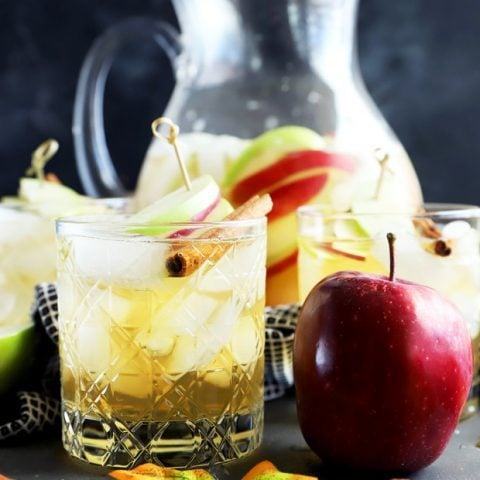 Thumbnail image of Last Minute Apple Pie Sparkling Sangria