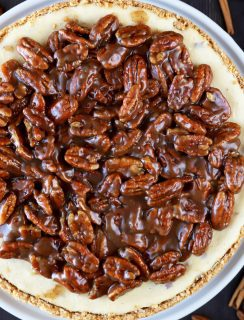 Pecan Pie Cheesecake thumbnail