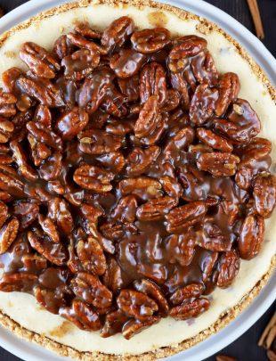Pecan Pie Cheesecake thumbnail