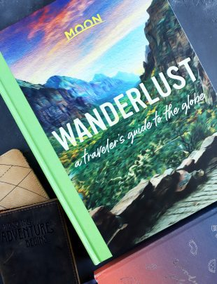 Wanderlust Book for Travelers