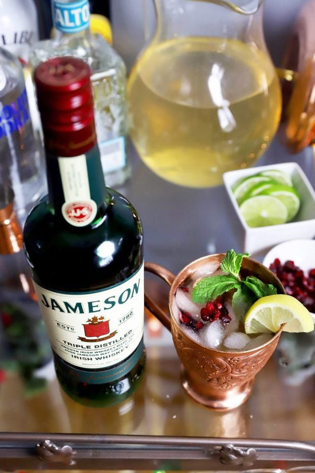 Jameson Moscow Mule