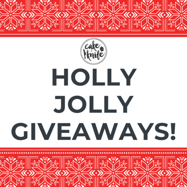 Holly Jolly Giveaways Graphic