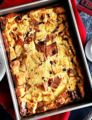 Thumbnail image of panettone bread pudding