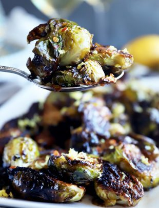 Crispy Brussels Sprouts thumbnail image
