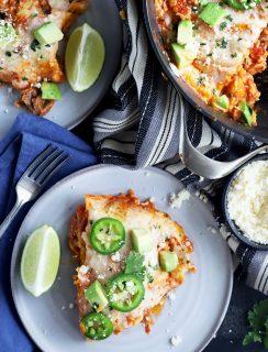 Short Rib Mexican Skillet Pie thumbnail image