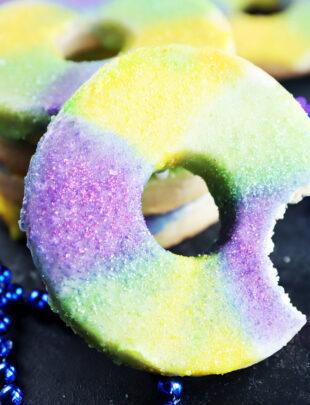 King Cake Cookies thumbnail image
