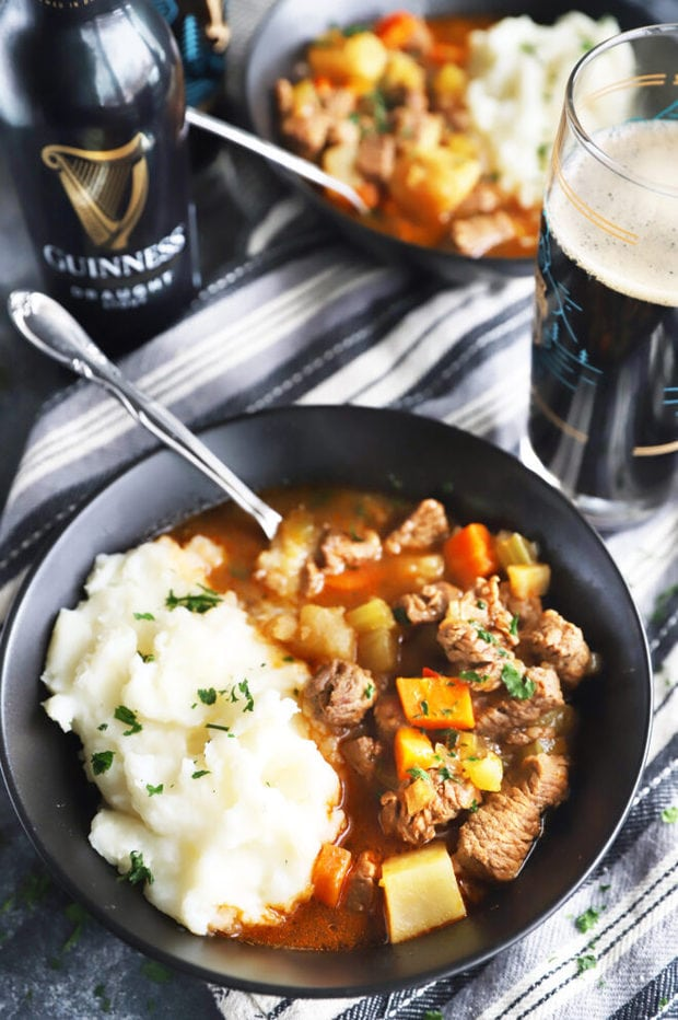 Instant Pot Irish beef stew photo