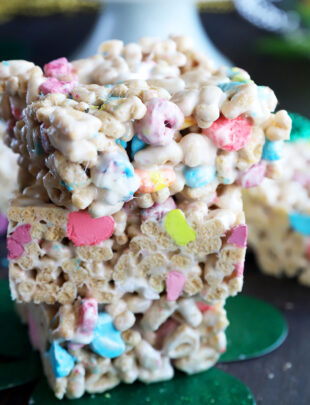 Lucky charms cereal treats thumbnail image