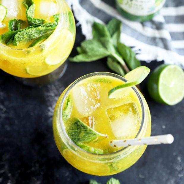 Thumbnail image for mango mojito mocktail