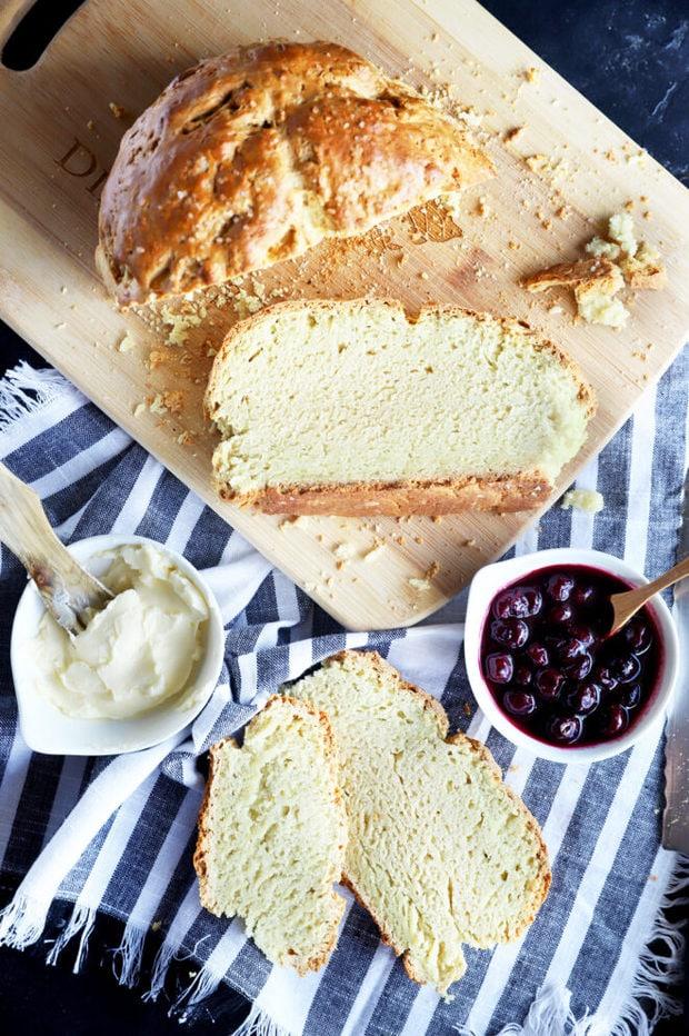 Sliced no yeast white bread recipe