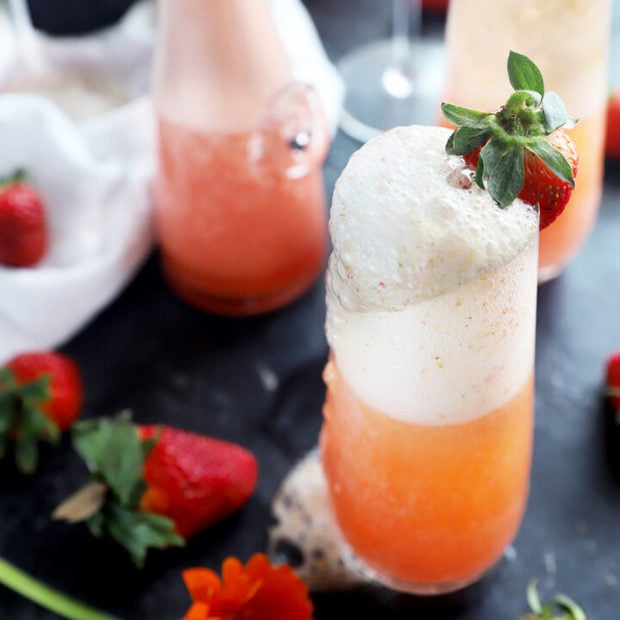 Strawberry mimosa thumbnail image