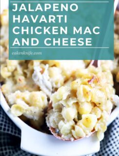 Havarti Mac and Cheese Pinterest image 2