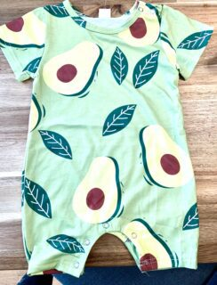 avocado baby clothes