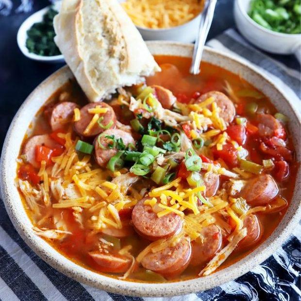 Instant Pot Creole Soup thumbnail image