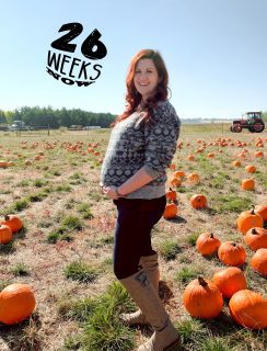 26 Weeks Pregnant Picture for second trimester must haves