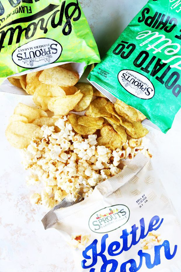 Sprouts Popcorn Flavors Image