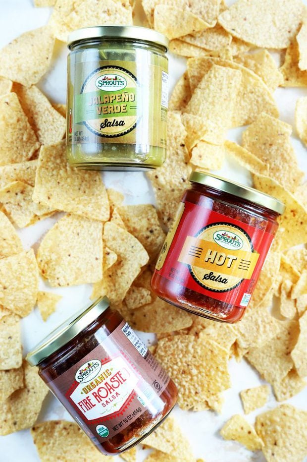 Sprouts Salsa Flavors Image